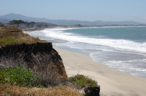 Looking South To Half Moon Bay